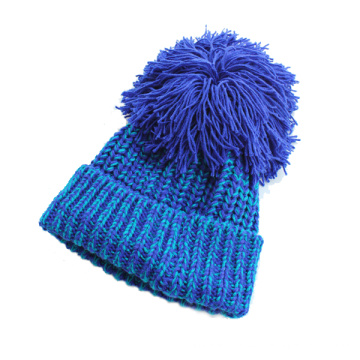 Cheap POM Beanies Custom Logo