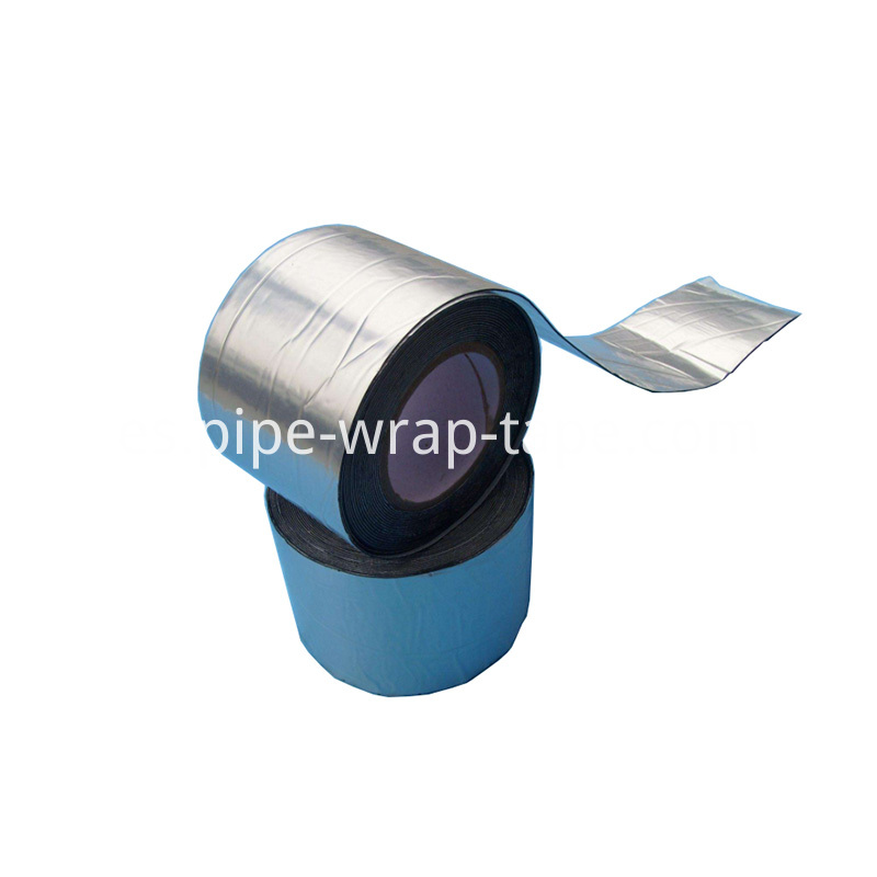 Aluminum Foil Self Rubber Tape