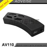 mini wireless accessories of motorcycle speaker helmet bluetooth audio AV110[AOVEISE]