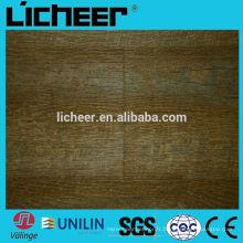 Valinge cliquez sur OAK Revêtements de sols en vinyle Plaques avec carreaux en fibre de verre / vinyle / revêtement uv