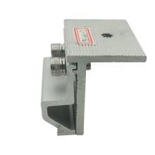 Metall-Zinn-Dach-Solarberg-Lösungs-Klemmungstyp-Sonnenkollektor-Gestell