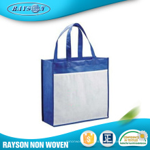 Bolsas no tejidas laminadas promocionales de China Factories Tnt