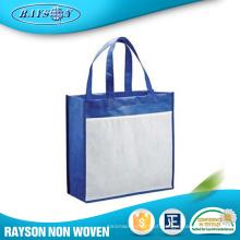 Sacos não tecidos laminados relativos à promoção de Tnt das fábricas chinesas