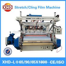 Tipo de fundição pe stretch filme mão / máquina roll & jumbo roll extrusora