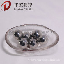 Suj2/AISI52100 Solid Chrome Steel Bearing Ball for Heavy Industry (4.763mm-45mm)