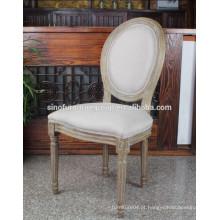 SinoFur louis xv cadeira de estilo