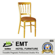 Hotel Furniture Leisure Chair Wooden Chair (EMT-818)