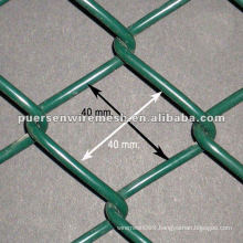 PVC Coated Chain Link Fence Factory and Company
