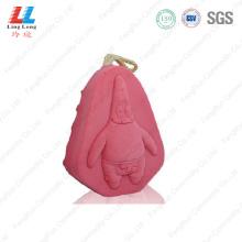 Pink style sponge bob bathing item