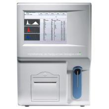 Vollautomatischer 3 Diff Hematology Analyzer 2 Chambers