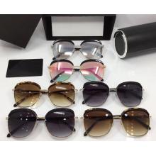 Óculos de Sol Quadrados de Proteção UV Para Feminino