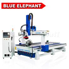 Buena calidad y velocidad rápida cnc router 1530 precio de importación de máquinas de china