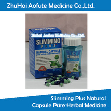Slimming Plus Natural Capsule Pure Herbal Medicine Quality