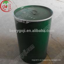 Nuevo concentrado de zumo de goji / 65% Brix