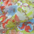 Tissu en mousseline imprimée 75D