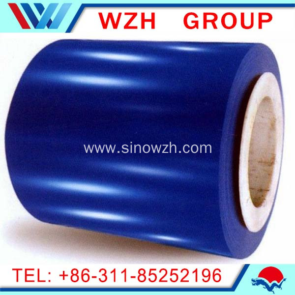 Application and Steel Coil Type PPGI Coils