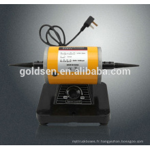200w 110mm 150mm Power Mini Bench Polisher Buffer Portable Electric Buffing Machine