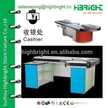 Black boutique antique checkout counter,cash checkout counter,cashier counter checkout counters