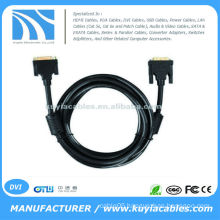DVI Male to Female Cable DVI-D M/F 12 Feet (Gold Plated)