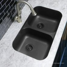 bancada de bloco de açougueiro pia do banheiro integrada e bancada