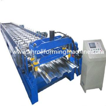 Verzinktem Stahlblech Stock Deck Profiliermaschine