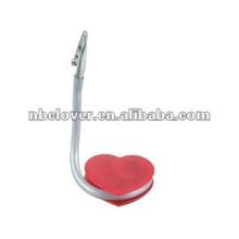 star shape paper clip memo holder