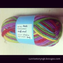 Acrylic Dyed High Bulk Yarn