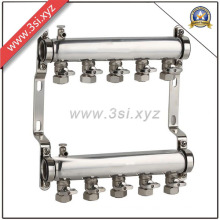 Stainless Steel Water Separator in Heating Supply System (YZF-PZ156)