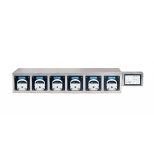 Multi channels Liquid Dispensing For Peristaltic Pump