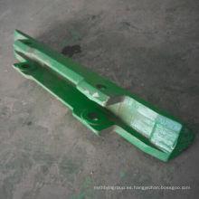 Cortadores laterales para excavadora O & K