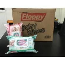 WET WIPES Floppy Baby Wipes