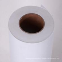 Papel de filtro para tiras y láminas de aluminio.