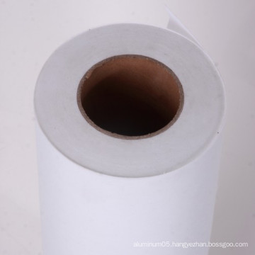 Filter paper for aluminum strip and foil