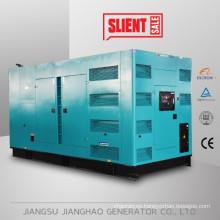 20% de descuento, potencia de 1000kva insonorizada con generador de motor 60HZ CUMMINS