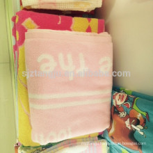 Cheap Customized towel for kids, cotton bath towel