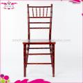 Chaise en bois de jardin à prix avantageux pour mariage