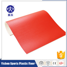 Professional sport floor palstic flooring table tennis pvc floor sheet