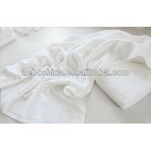 Высокое качество пользовательских логотип доступны 100% хлопок белый больницу полотенце