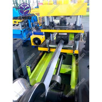 Zink Steel Angle Roll forming machine