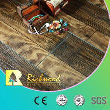 Walnut Hand Scraped Hickory Oak Wooden Laminate Flooring