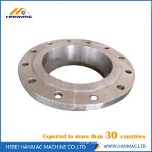 Plate flange aluminum steel forged flange
