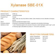 Xylanase de cuisson concentrée pour l'amélioration de la qualité du pain