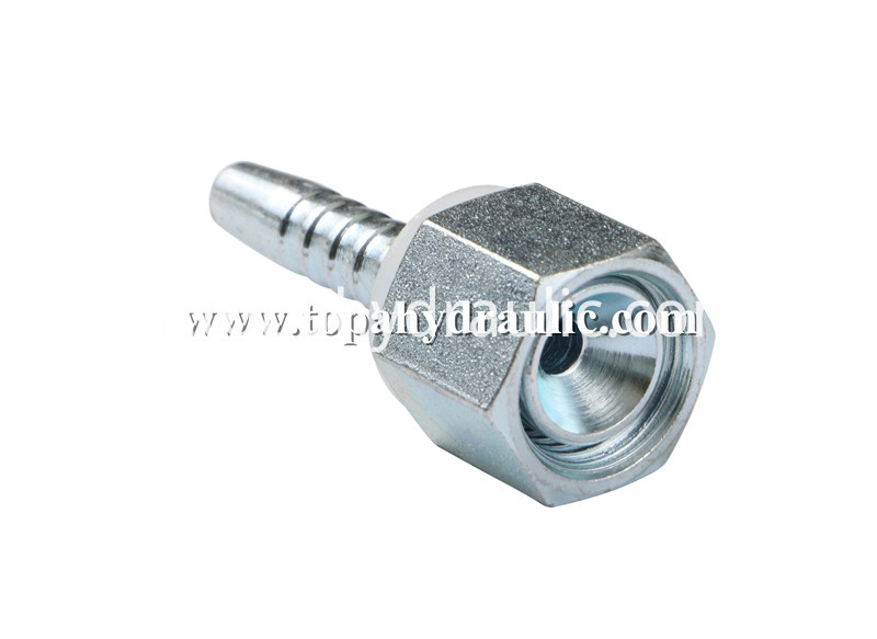 20711 Carbon Steel Parker Hydraulic Fittings