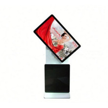 55 Inch Rotating Touch Screen LCD Advertising Display
