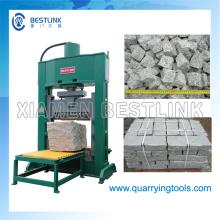Гидровлическая каменная разделяя машина для изготовления естественных тесаных камней