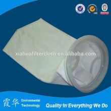 Poliéster anti-estático saco de filtro de água