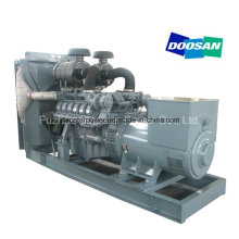 Ensemble de production de diesel 90kVA à 650kVA Doosan