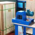 Hydraulic Hose Cutter With Skiver Machine