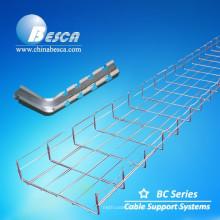 Bandeja de cables eléctricos Bandeja de cables Bandeja de escalera Accesorios (UL, cUL, CE, IEC, SGS)
