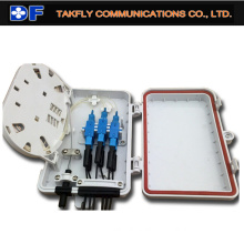 FTTH Waterproof Outdoor Fiber Optic Distribution Box